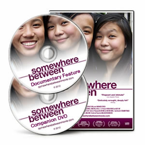 Somewhere Between DVD