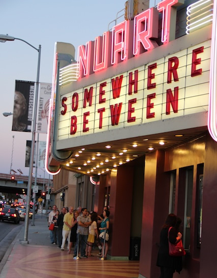 Somewhere Between at the Nuart LA